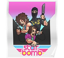 Starbomb Poster