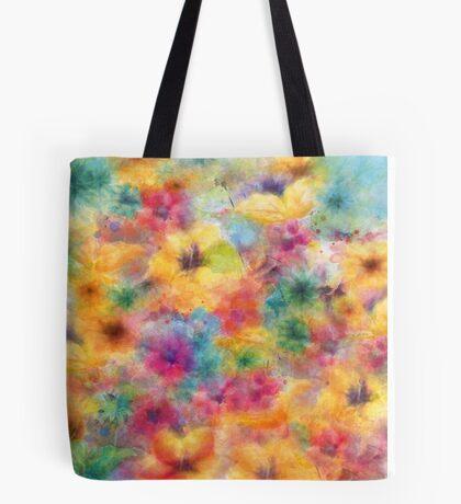 summer flowers /Agat/ Tote Bag