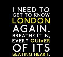 I need to get to know London by ohsotorix3