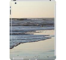 Beach Sunset Ormond Beach iPad Case/Skin