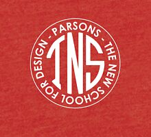 Parsons The New School for Design Student Apparel Tri-blend T-Shirt
