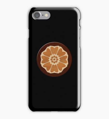 Order of the White Lotus iPhone Case/Skin