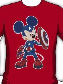 Captain Mickey T-Shirt