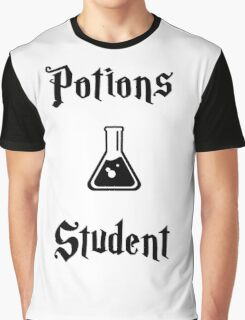 Potions Student- Hogwarts Core Classes Graphic T-Shirt