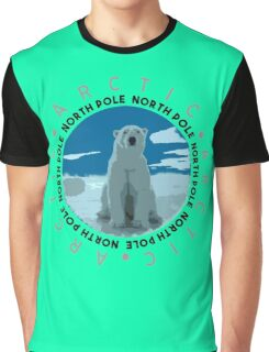 North Pole, The Arctic Graphic T-Shirt