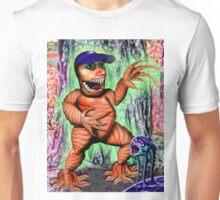 GolemAura and Drivenslush Posing Unisex T-Shirt