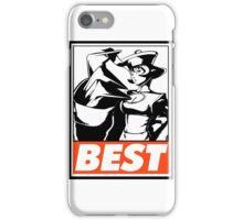 Hsien-Ko Best Obey Design iPhone Case/Skin