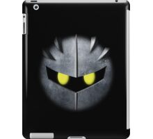 Meta Knight Mask iPad Case/Skin