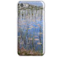 Waterlilly Lake iPhone Case/Skin