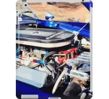 Cobra engine iPad Case/Skin