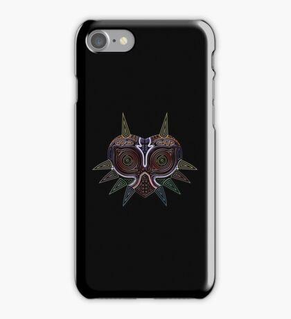 Ornate Majora's Mask iPhone Case/Skin