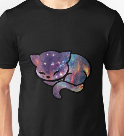 Space Cat 2 Unisex T-Shirt