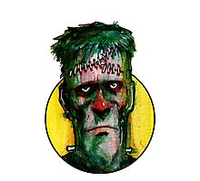 Frankensteins Monster is tired Photographic Print