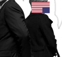 House Of Cards S1 Sticker