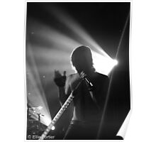 Josh Ramsay Silhouette Poster