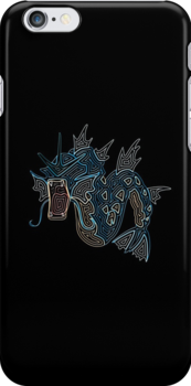 Ornate Gyarados by Colossal