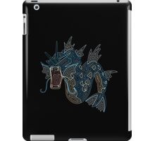 Ornate Gyarados iPad Case/Skin