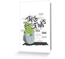This Stinks! Greeting Card