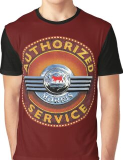 Morris Authorized service sign Graphic T-Shirt