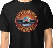 Morris Authorized service sign Classic T-Shirt