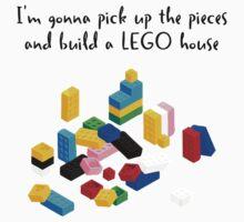 LEGO house One Piece - Short Sleeve