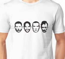 Prison Break- Michael, Sucre, Lincoln, Bagwell Unisex T-Shirt