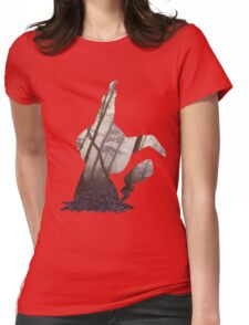 Mimikyu used mimic Womens Fitted T-Shirt