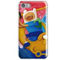 Adventure Time Finn & Jake iPhone Case/Skin