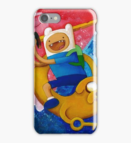 Adventure Time Finn & Jake iPhone Case/Skin