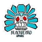 Tiki Chief Alternate  by BlackBeard Apparel / Custom Designs