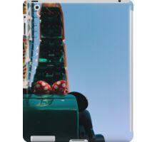 Upside Down California Sreamin' iPad Case/Skin