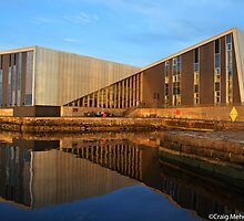 The Reflection Of Mareel by Craig  Meheut