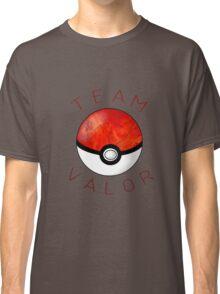 Team Valor- Pokeball Classic T-Shirt
