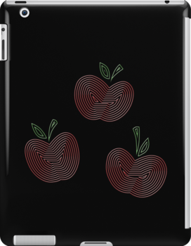 Ornate Applejack Cutie Mark by Colossal