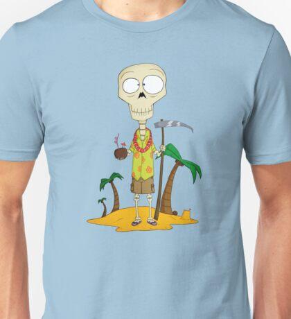 Grim Holiday.  Unisex T-Shirt