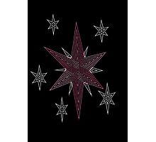 Ornate Twilight Sparkle Cutie Mark Photographic Print