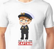 captain crieff crying Unisex T-Shirt