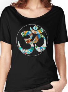 OM_GAIA_8 Women's Relaxed Fit T-Shirt