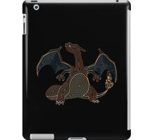 Ornate Charizard iPad Case/Skin