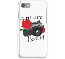 capture beauty iPhone Case/Skin