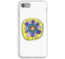 Hippie Sun iPhone Case/Skin