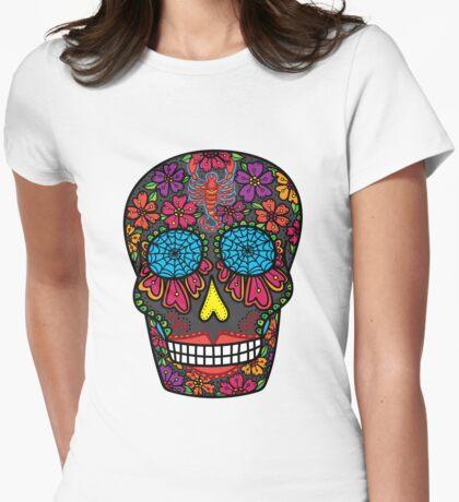 Scorpio Womens Fitted T-Shirt