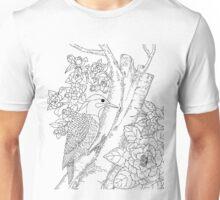 Termite Inspection,  Color Project.   Unisex T-Shirt