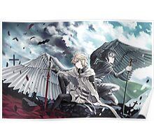 Owari no Seraph - Mika & Yuu Poster