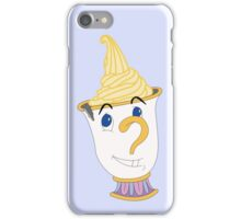 Beauty & The Beast Chip + Dole Whip iPhone Case/Skin