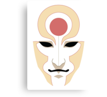 Amon Mask Canvas Print