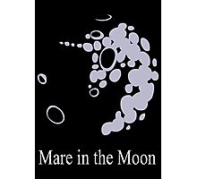 Mare in the Moon Photographic Print