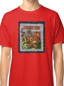 Retro Adventure Game Cartridge Classic T-Shirt