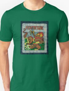 Retro Adventure Game Cartridge Unisex T-Shirt