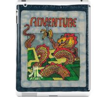 Retro Adventure Game Cartridge iPad Case/Skin